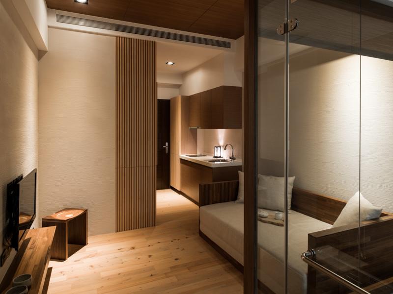 japanese small house interior design photo - 2