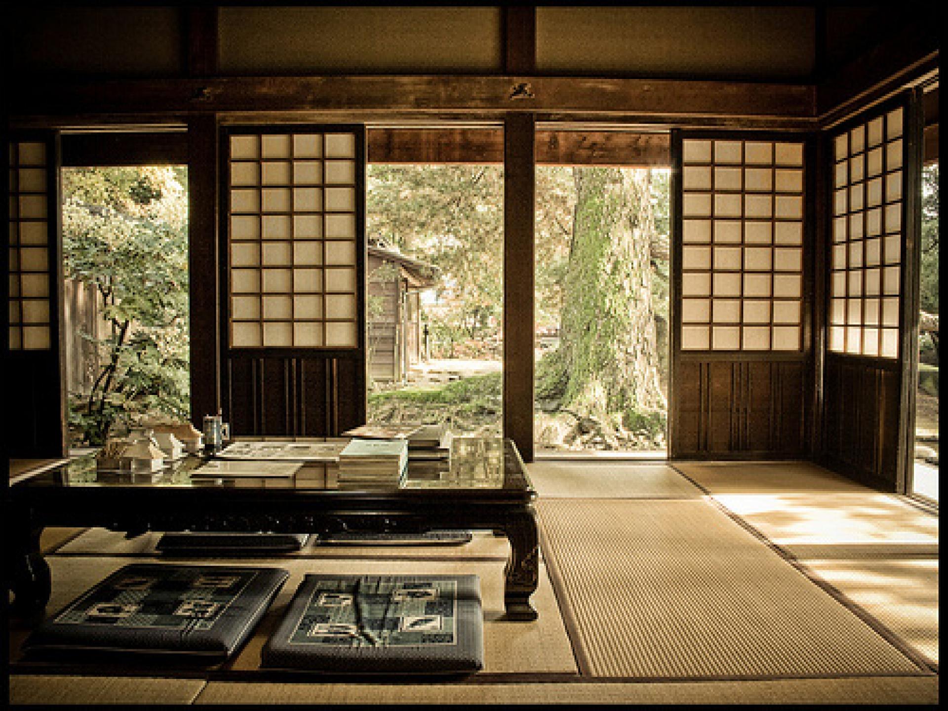 japanese small house interior design photo - 3