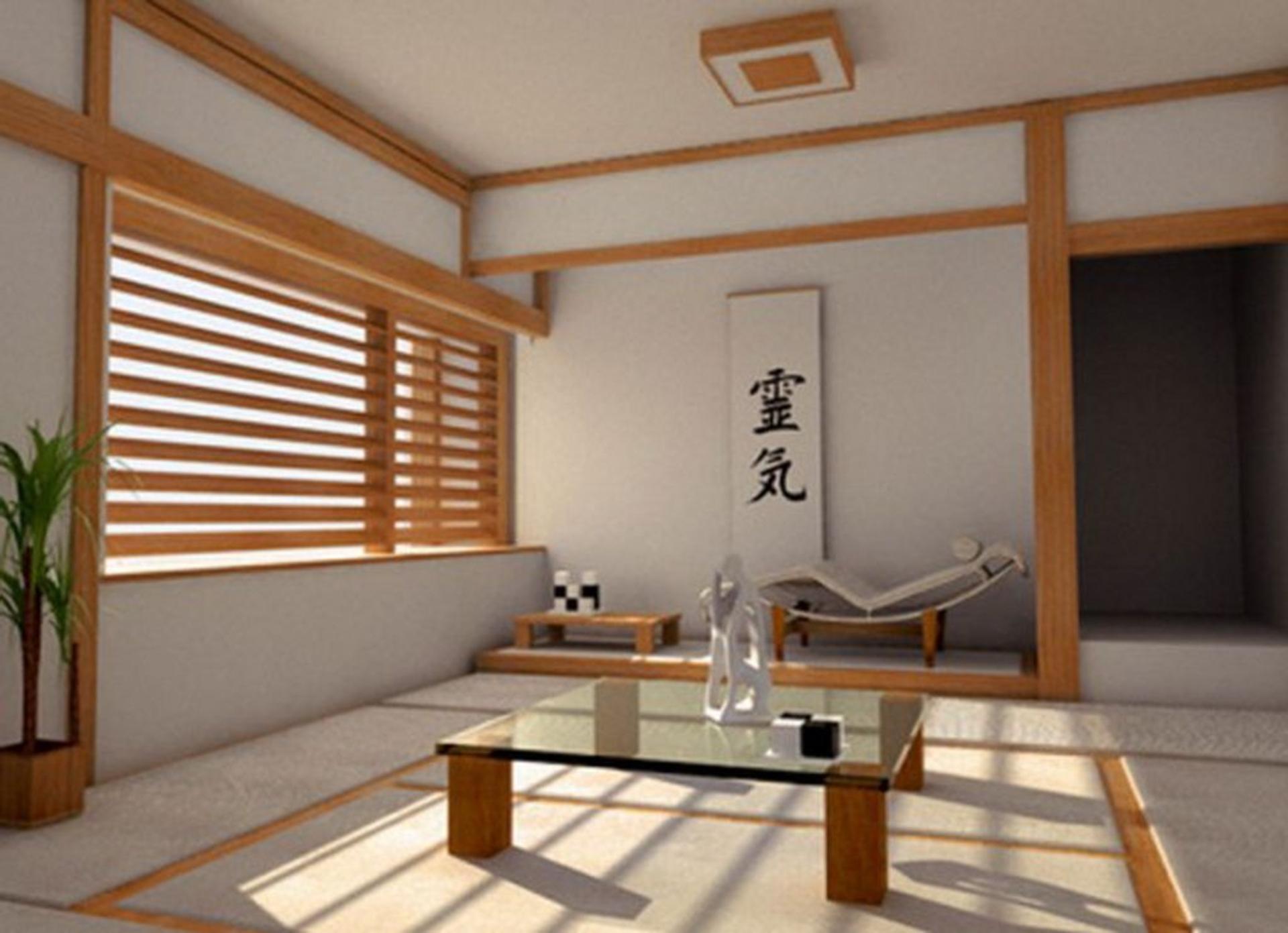 japanese small house interior design photo - 4