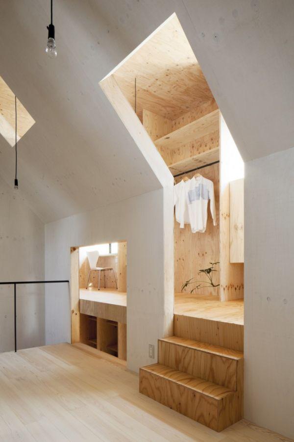 japanese small house interior design photo - 5