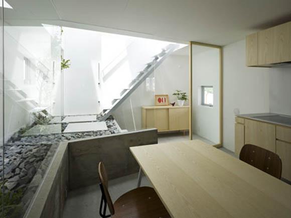 japanese small house interior design photo - 8