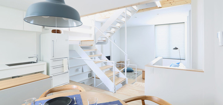 Japanese Small House Interior Design Photo   9