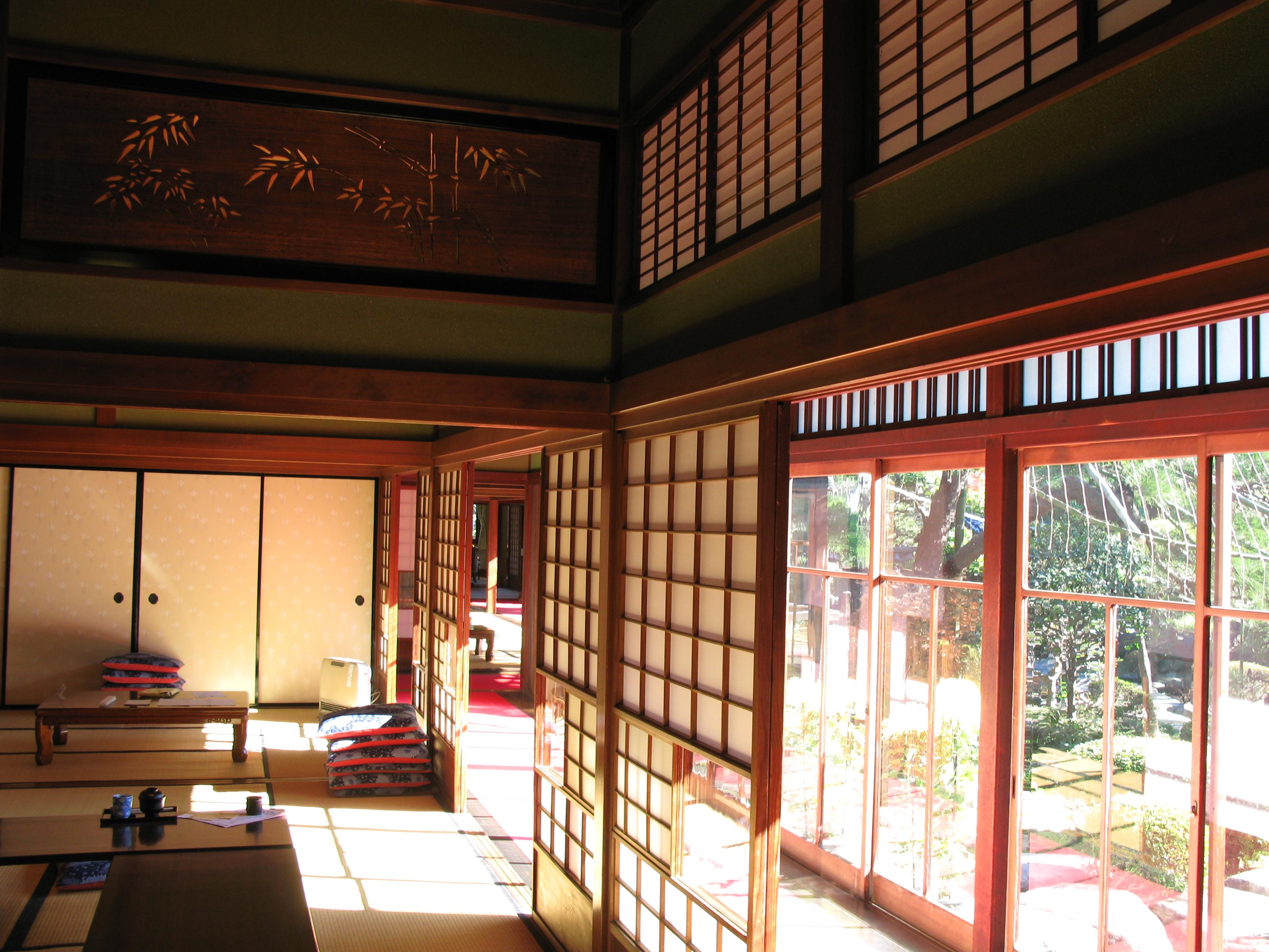 japanese style house interior photo - 8