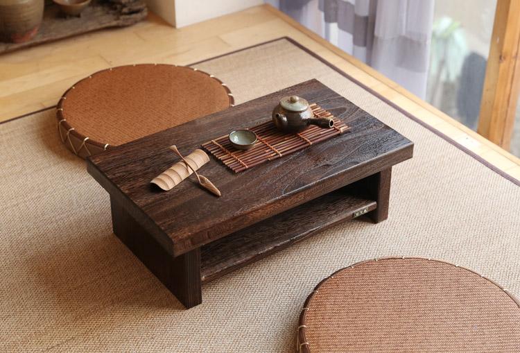japanese tea table design photo - 5