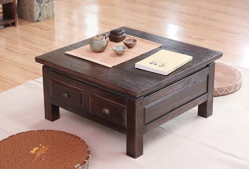 japanese tea table design photo - 9