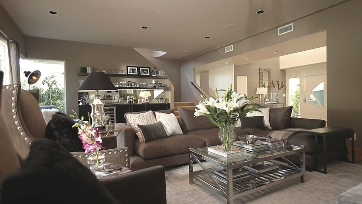 Jeff lewis living room designs Hawk Haven