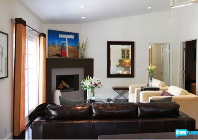 jeff lewis living room designs photo - 6