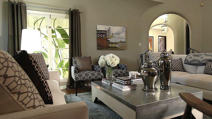 jeff lewis living room designs photo - 7
