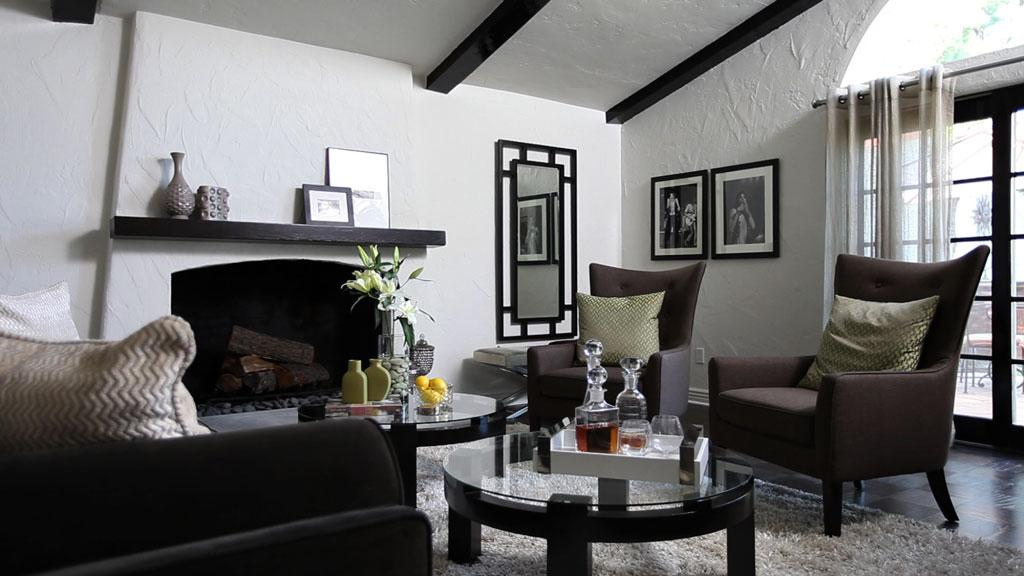 jeff lewis living room designs photo - 9