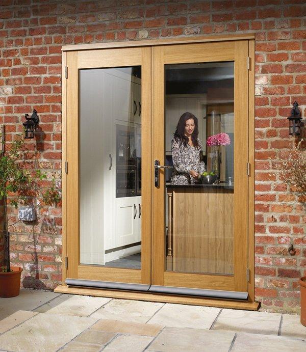 jewson french doors exterior photo - 5