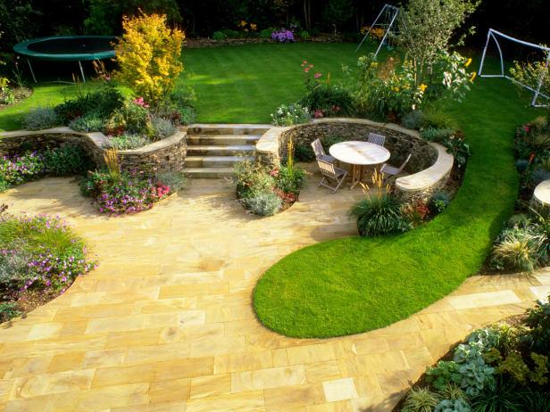 kid friendly garden design ideas photo - 1