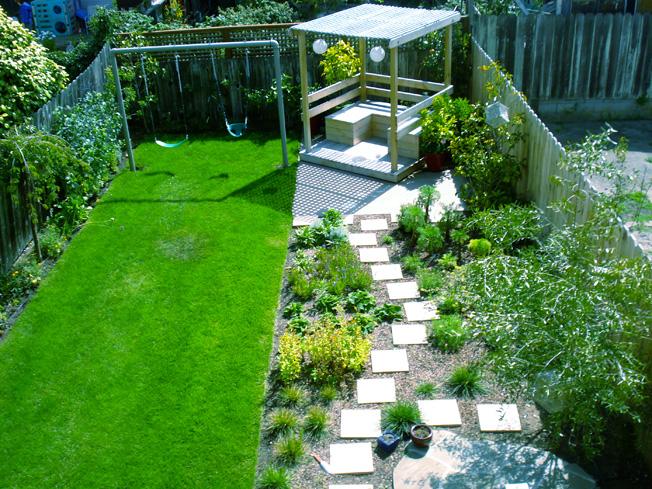 kid friendly garden design ideas photo - 10