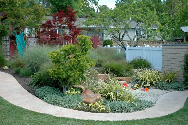 kid friendly garden design ideas photo - 2