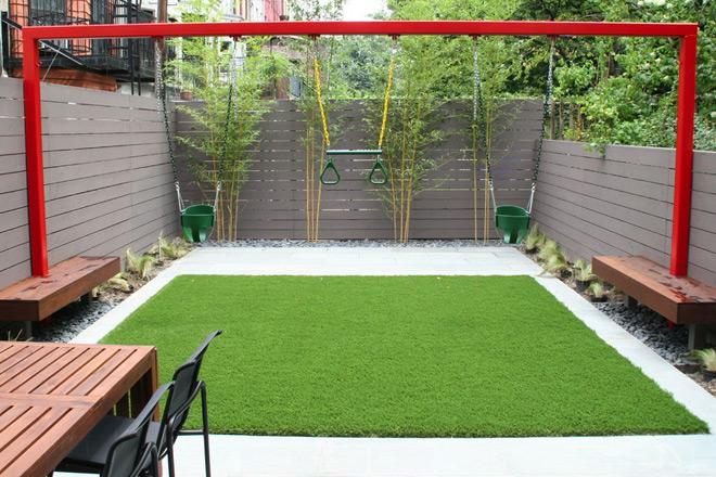kid friendly garden design ideas photo - 4