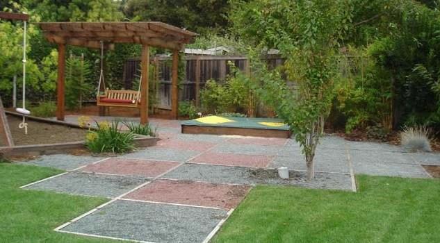 kid friendly garden design ideas photo - 6