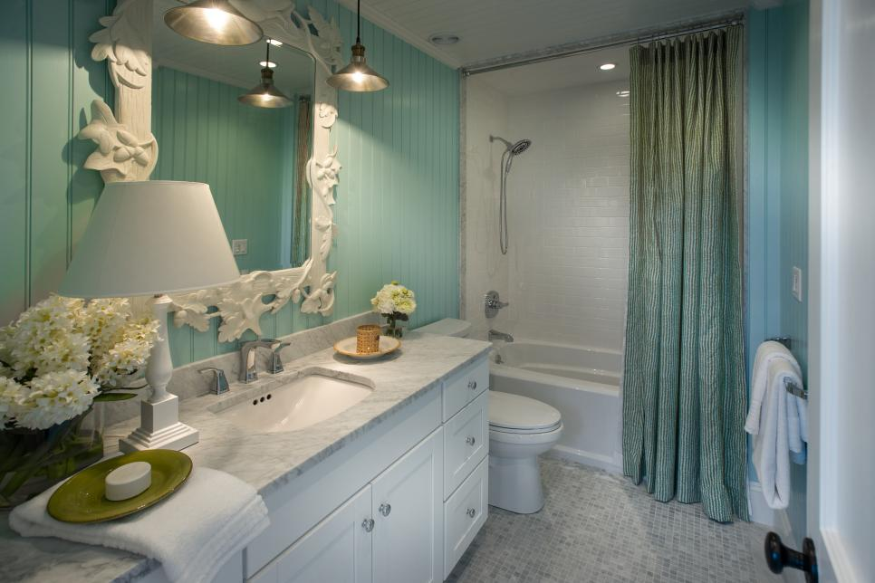 kids and guest bathroom ideas photo - 6