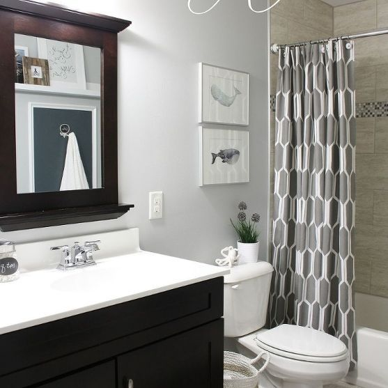 kids and guest bathroom ideas photo - 8