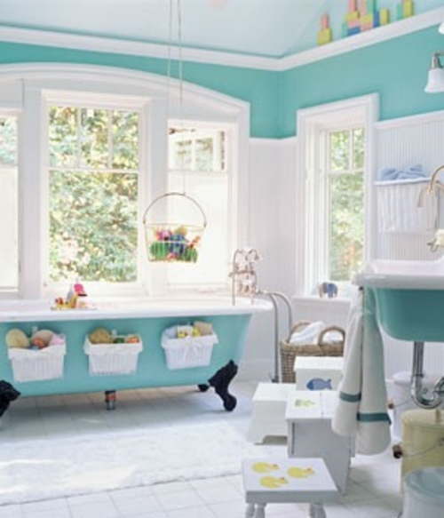 kids bathroom accessories ideas photo - 2