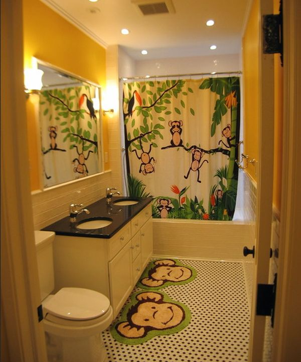 kids bathroom accessories ideas photo - 3