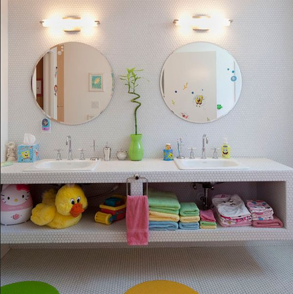 kids bathroom accessories ideas photo - 4