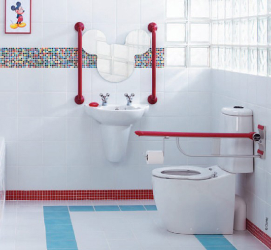 kids bathroom accessories ideas photo - 6