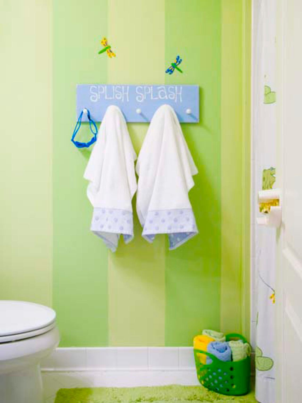 kids bathroom accessories ideas photo - 9