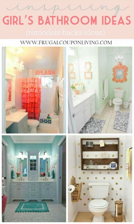 kids bathroom ideas for boys and girls photo - 7