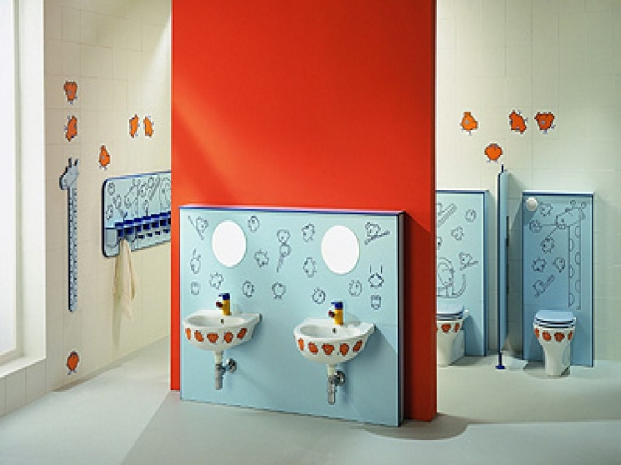 kids bathroom ideas for boys and girls photo - 9