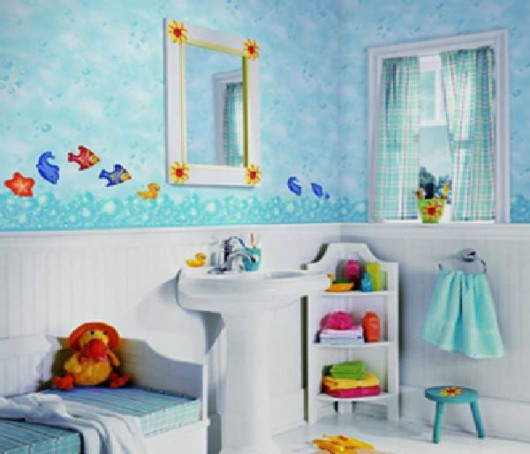 kids bathroom ideas for girls photo - 3
