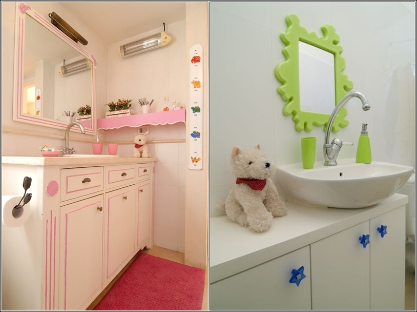 kids bathroom ideas for girls photo - 5