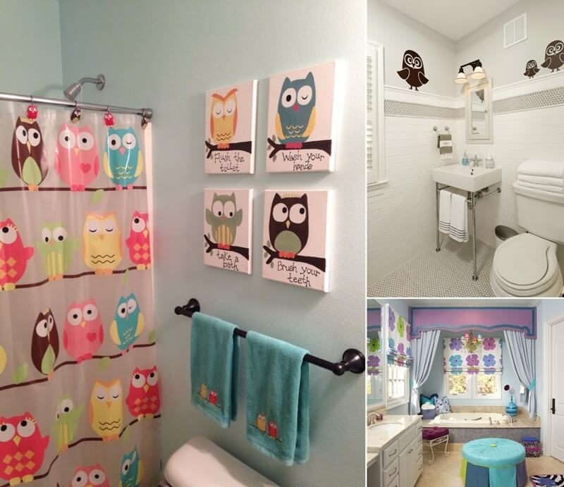 kids bathroom ideas for girls photo - 6