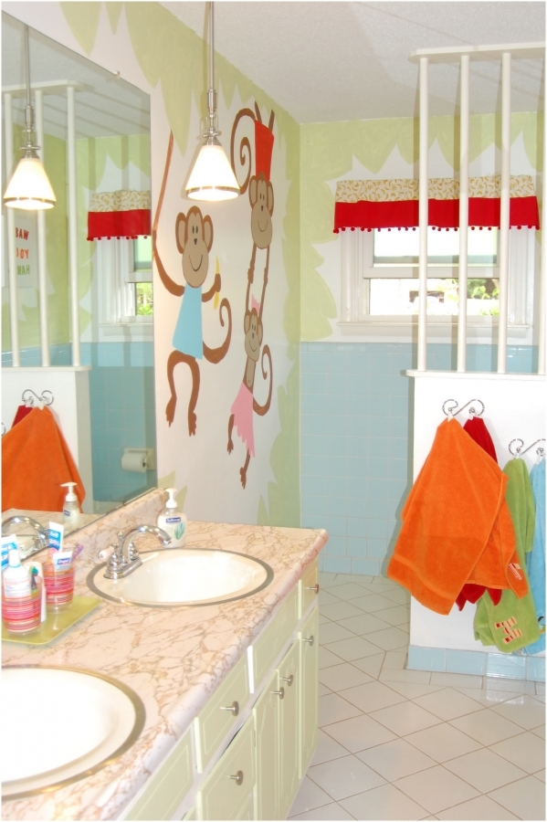 kids bathroom ideas for girls photo - 8