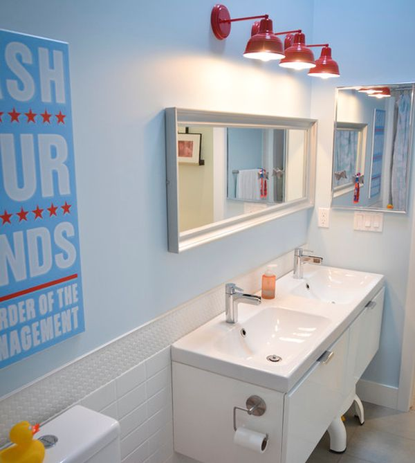 kids bathroom ideas pictures photo - 1