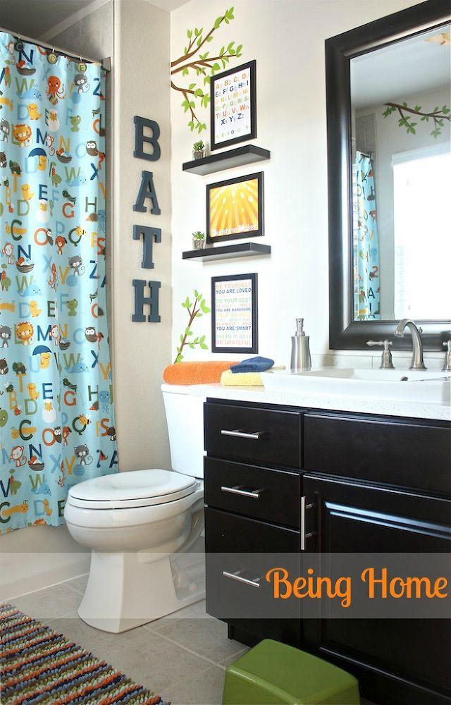 kids bathroom ideas pictures photo - 3