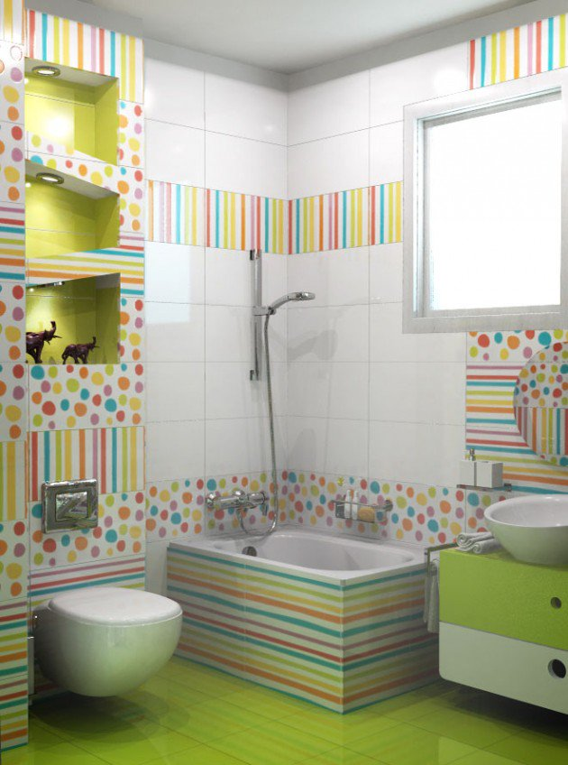 kids bathroom ideas pictures photo - 5