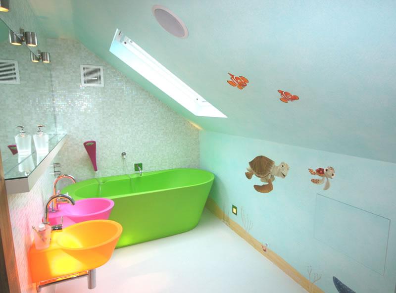 kids bathroom ideas pictures photo - 7