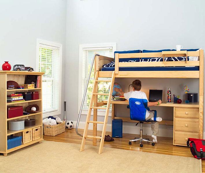Kids bedroom furniture for boys | Hawk Haven