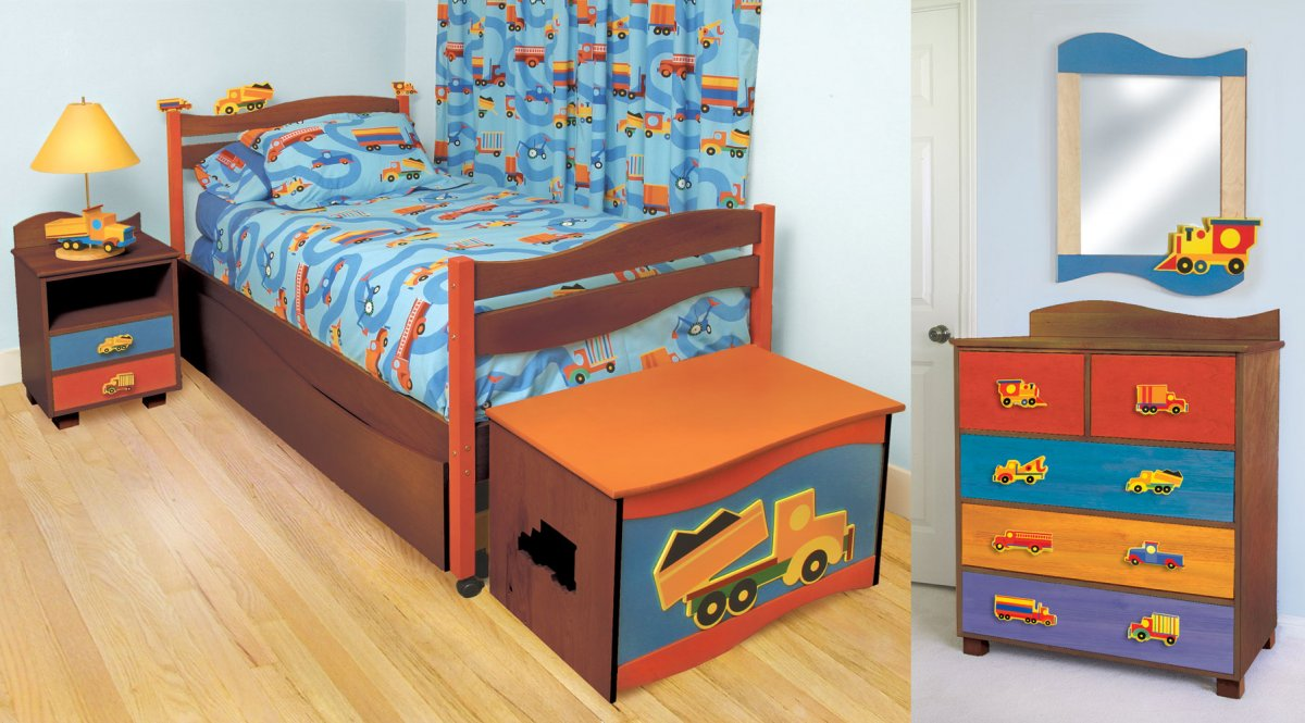 kids bedroom furniture for twins photo - 3