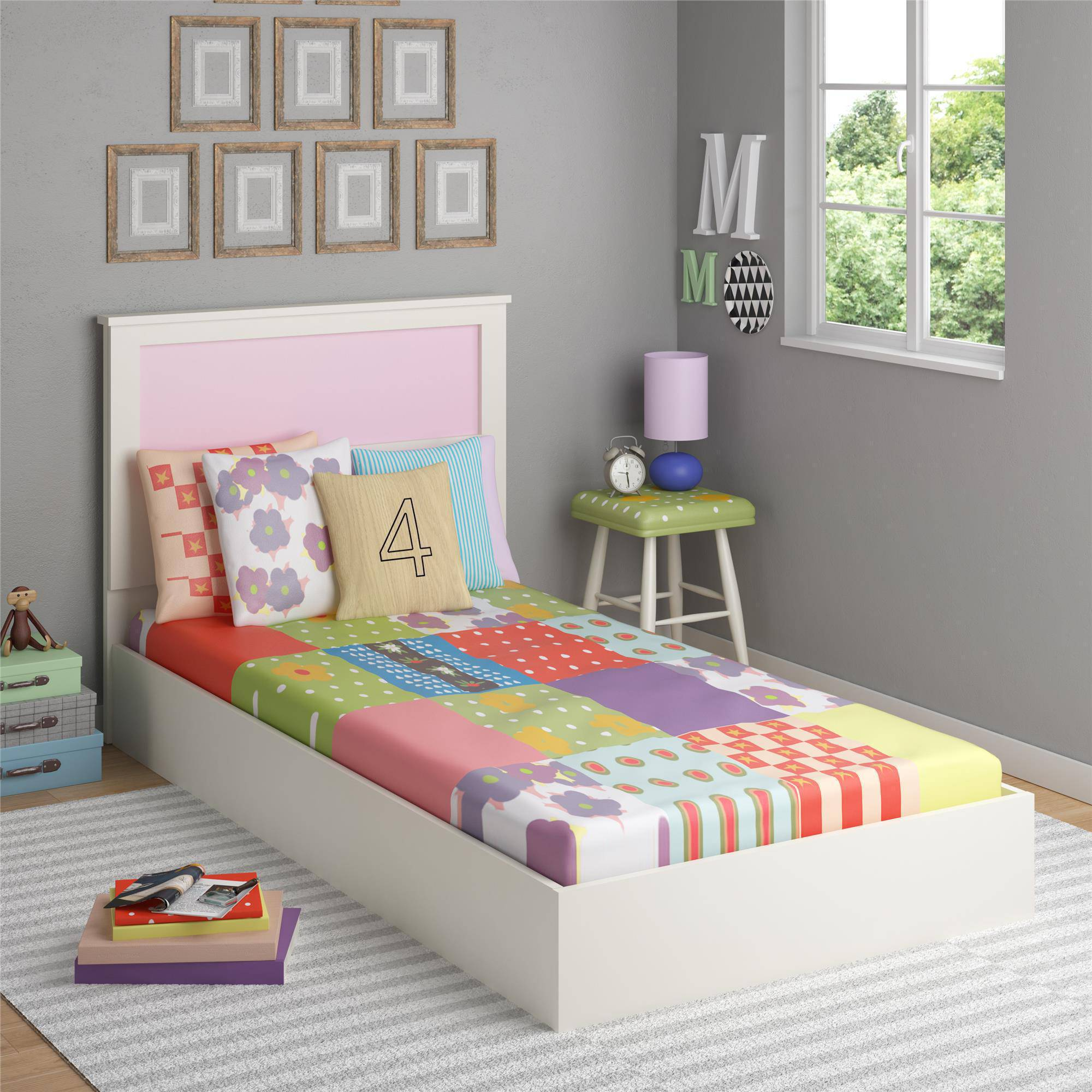 kids bedroom furniture for twins photo - 8