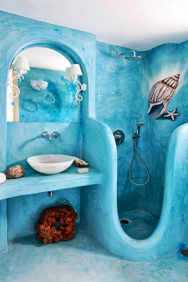 kids blue bathroom ideas photo 1 - Blue Bathroom