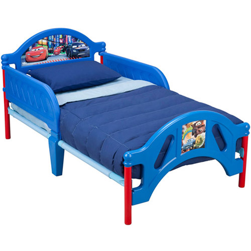 kids cars toddler bed photo - 10