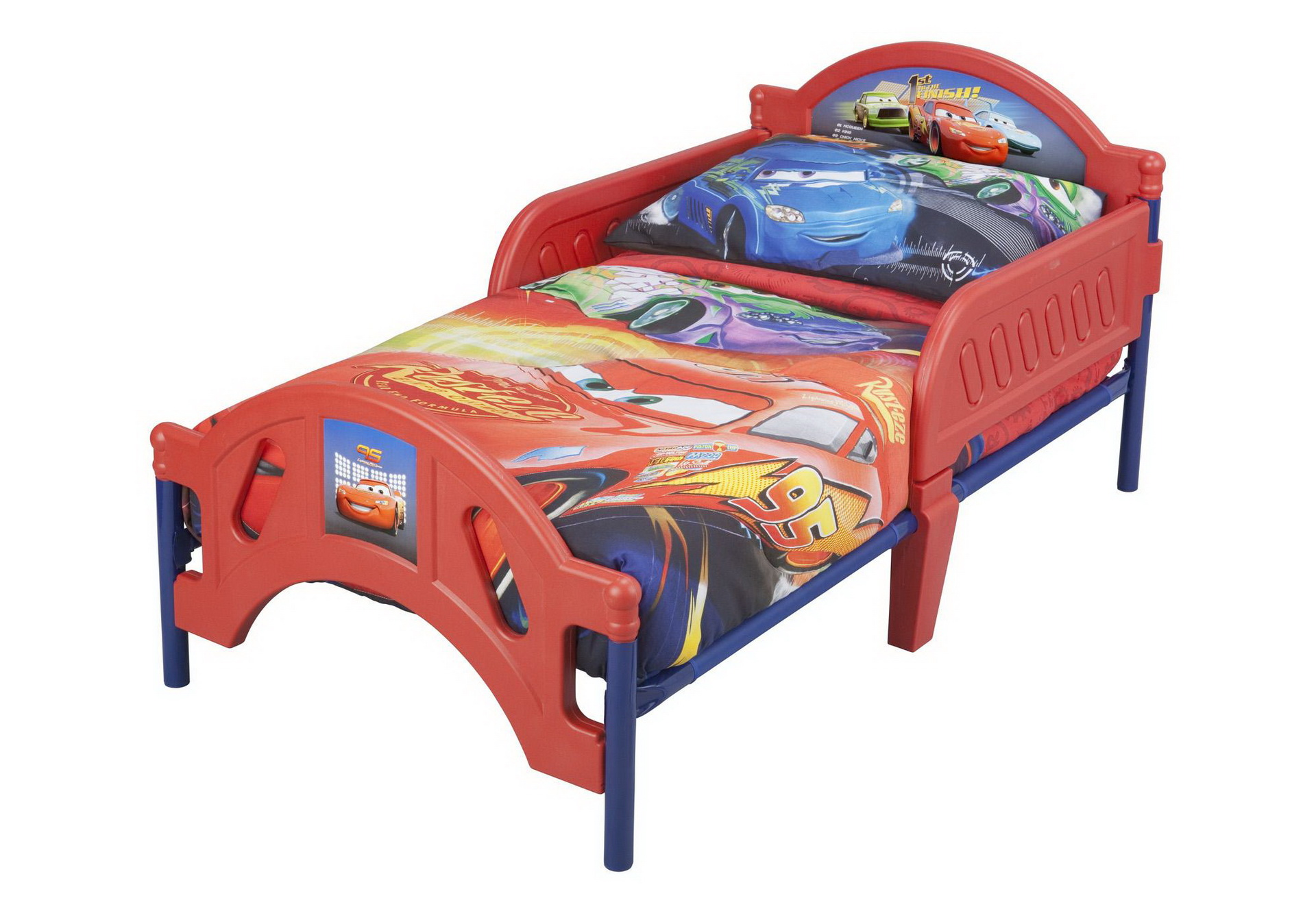 kids cars toddler bed photo - 7