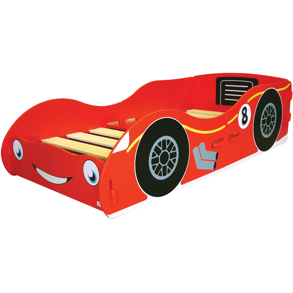 kids cars toddler bed photo - 8
