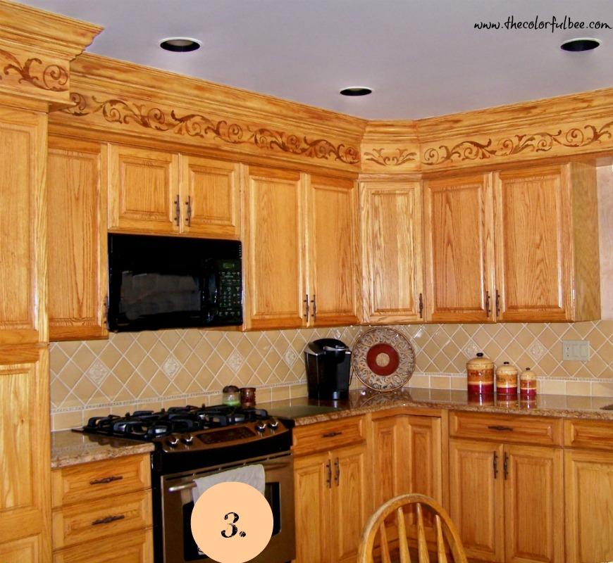 kitchen cabinet bulkhead ideas photo - 2