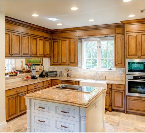 kitchen cabinet bulkhead ideas photo - 9