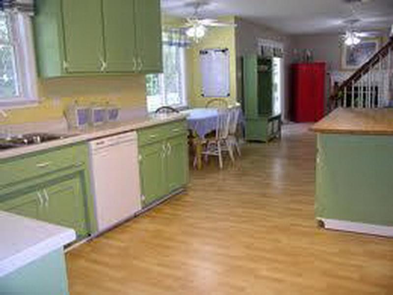 kitchen cabinet color ideas paint photo - 10