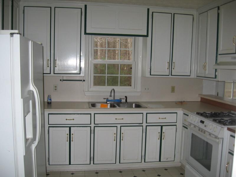 kitchen cabinet color ideas paint photo - 2