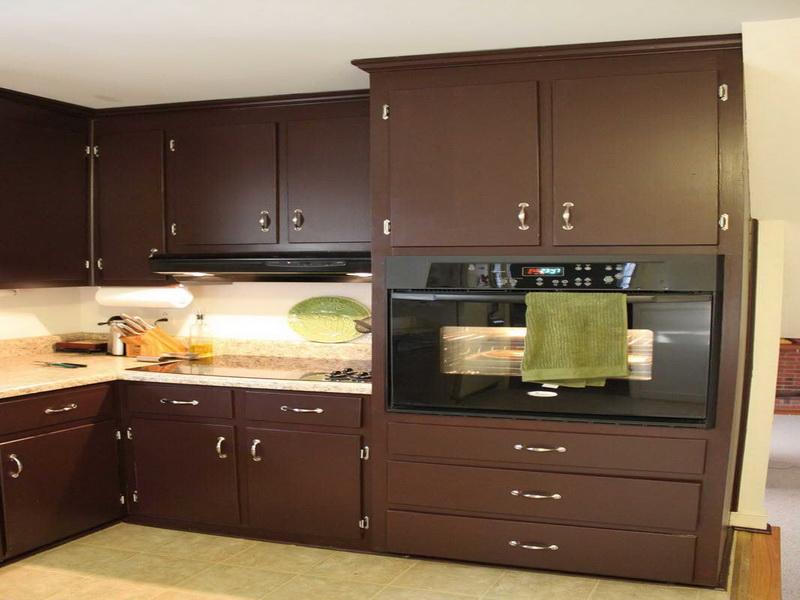 kitchen cabinet color ideas paint photo - 8