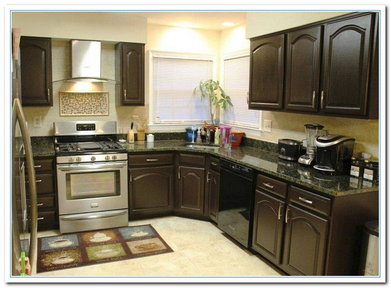 kitchen cabinet colors and ideas photo - 10