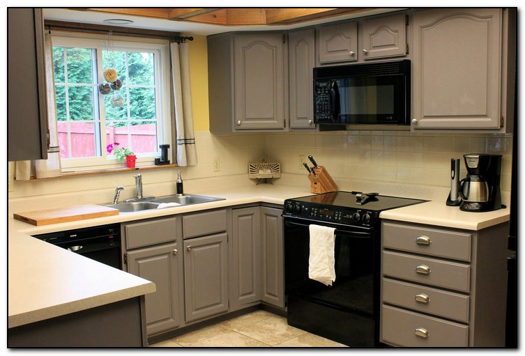 kitchen cabinet colors and ideas photo - 7